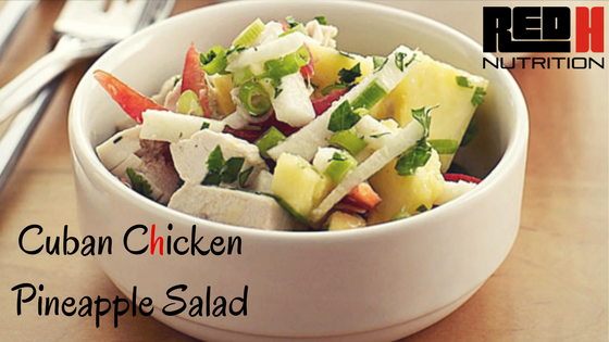 cuban chicken salad recipe