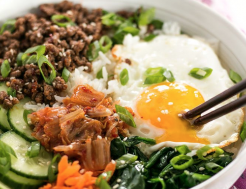 Recipe of the Week: Bibimbap
