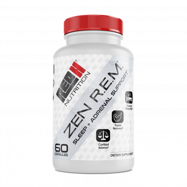Red H Nutrition ZEN REM
