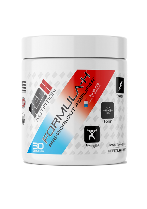 Formula-H is the best pre-workout supplement for CrossFit athletes