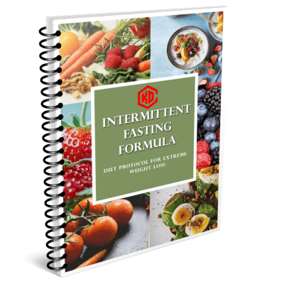 Intermittent Fasting E-Book Cover