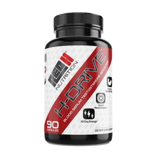 H-DRIVE Blood Serum Testosterone Booster