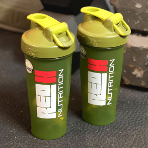 Green Athlete Shaker
