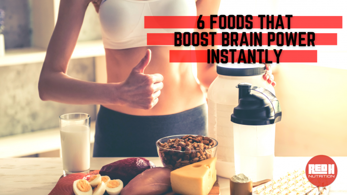 Boost Brain Power